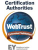 WebTrust EV国际认证