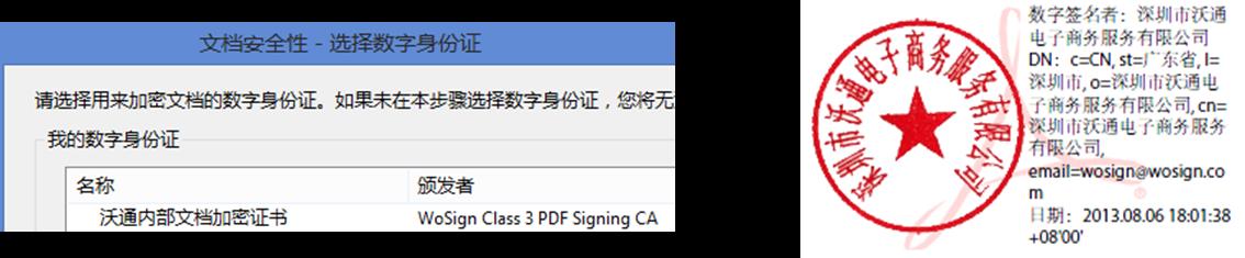 PDF文件加密证书